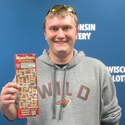 KING SIZE CROSSWORD Winner - JEROME G