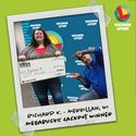 MEGABUCKS Winner - RICHARD K