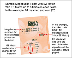 Megabucks | Wisconsin Lottery