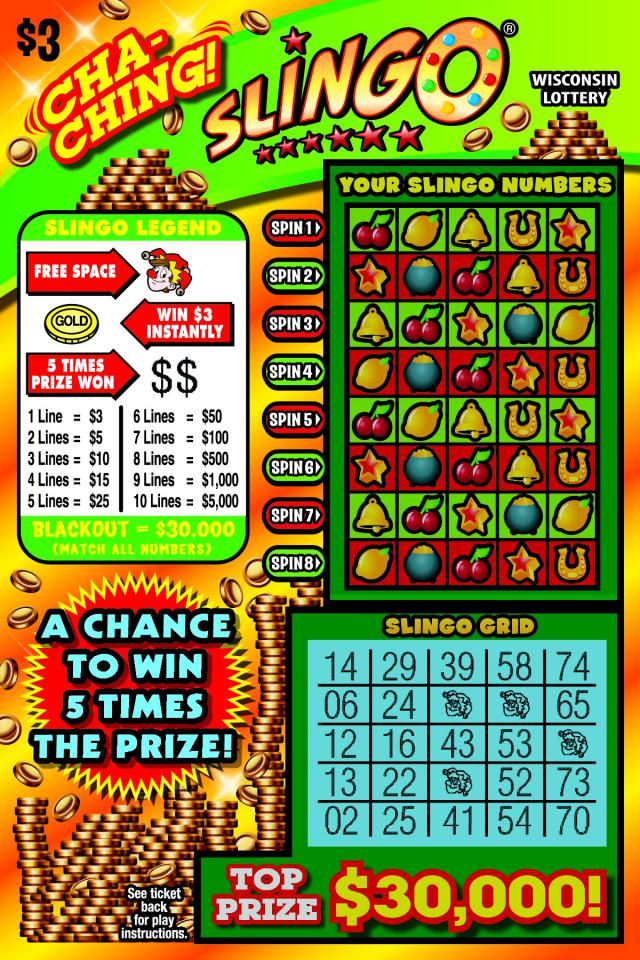 WI-lottery-2147-scratch-game-Cha-Ching-Slingo