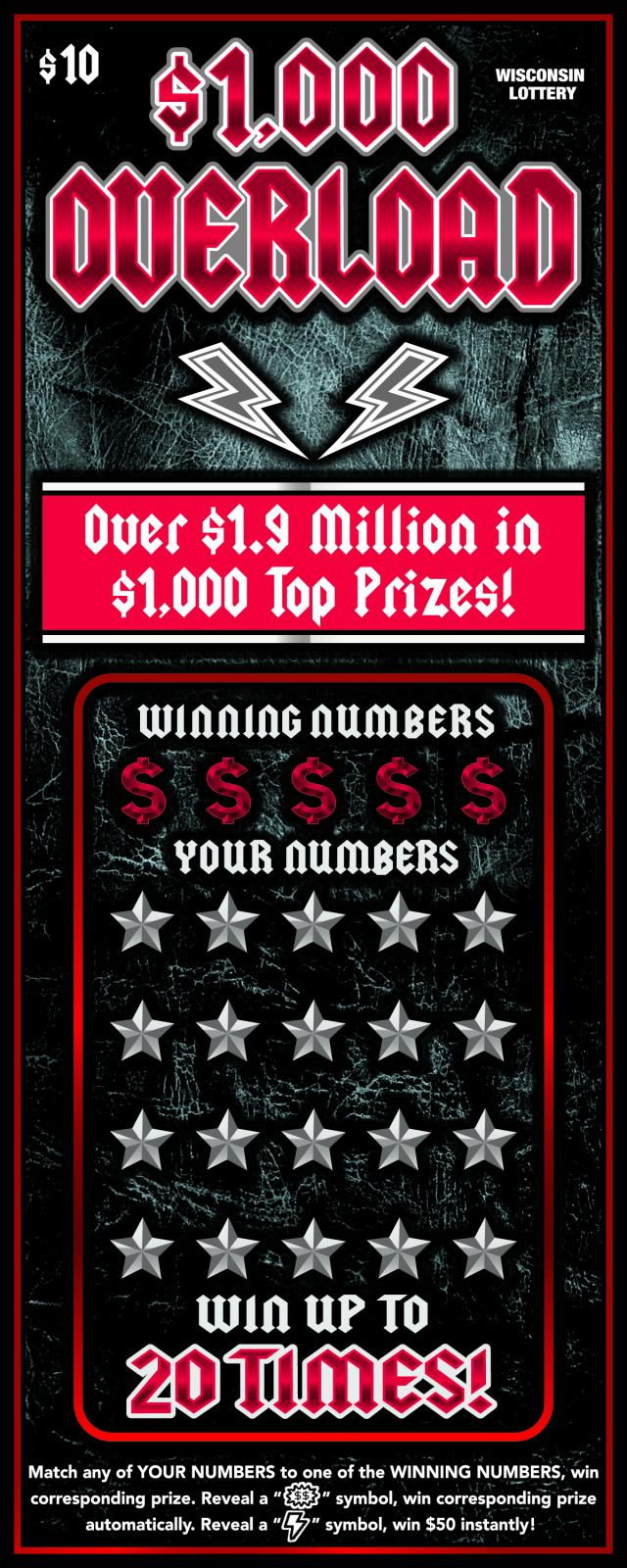 All Instant Games | Wisconsin Lottery