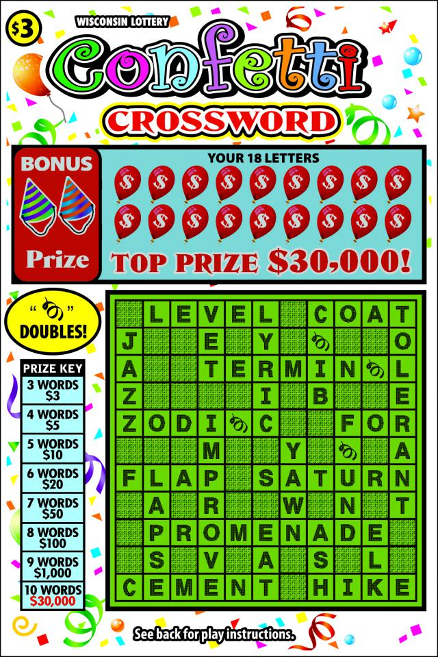 All Instant Games   Wisconsin Lottery