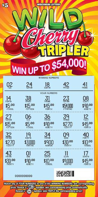 Wisconsin Lottery Numbers