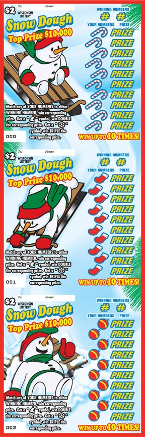 Snow Dough (202)