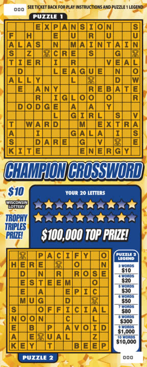Champion Crossword (364)