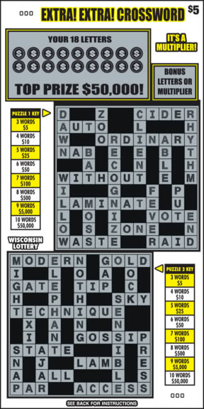 Extra! Extra! Crossword (440)