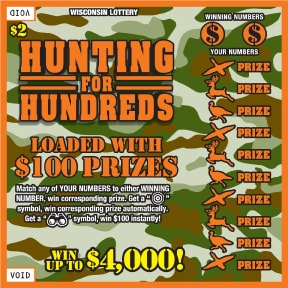 Hunting For Hundreds (615)