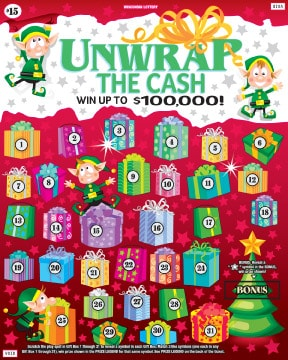 Unwrap The Cash (625)