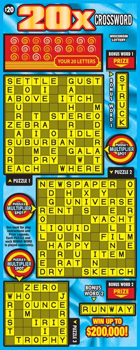 20X Crossword (644)