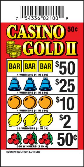 Casino Gold II (2100)