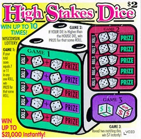 High Stakes Dice (270)