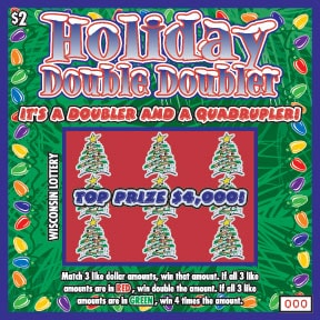 Holiday Double Doubler (536)