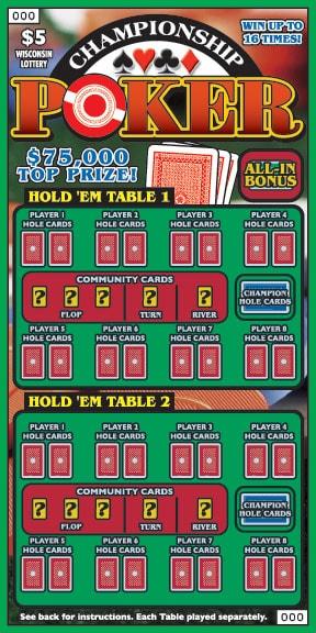 best five card poker