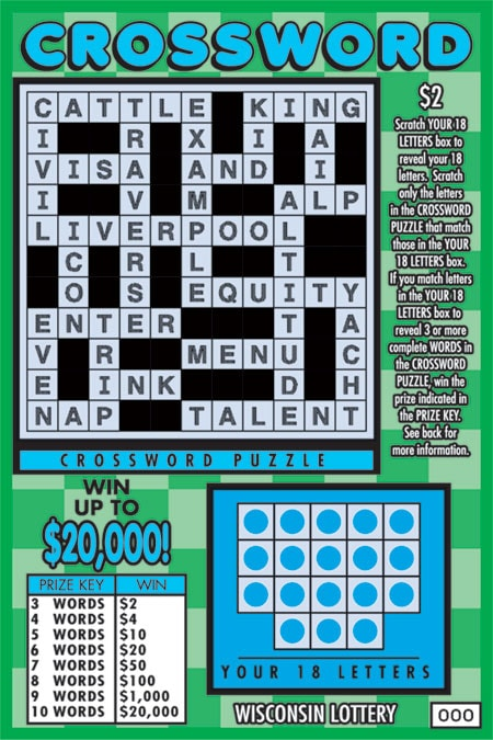Crossword (626)