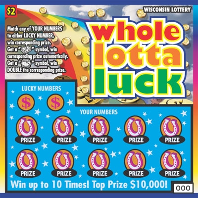 Whole Lotta Luck (659)