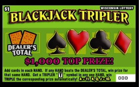 Blackjack Tripler (804)